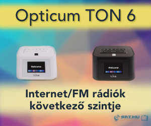 Opticum TON6 internetrádió